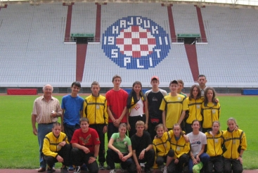 Bježi Via - Atletika